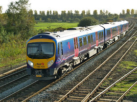 Image illustrative de l'article First TransPennine Express