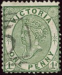 1875ca 1d Victoria perf13 used5 Yv72 SG177.jpg