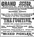 1888 GrandOperaHouse BostonDailyGlobe Nov13.png