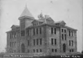 1907 HighSchool Alma Kansas USA.png