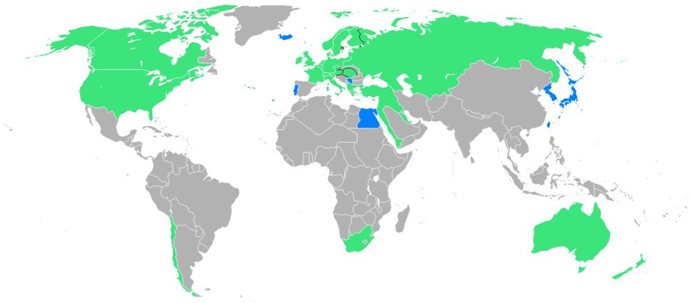 1912 Summer Olympics teams