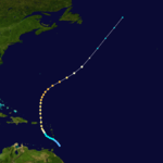 1916 Atlantic hurricane 13 track.png