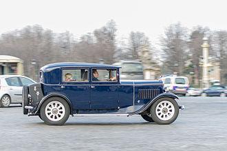 Léon Bollée Automobiles - 1932 Morris-Léon Bollée Léon Bollée Morris Collection, Paris