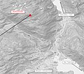 1944 Liberator crash at Skorve, detail map.jpg