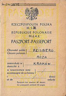 Polish Passport Wikipedia