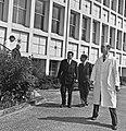 1957 Visite du ministre de l'agriculture Mr ANDRE DULIN au CNRZ-51-cliche Jean Joseph Weber.jpg