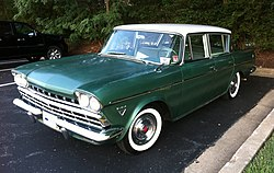 Rambler Rebel (1960)