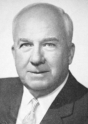 Moline Plowboys - Warren Giles, National League President, 1962