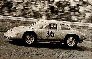 Auto racer