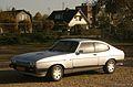1984 Ford Capri III 2.8 Injection (15090577083).jpg