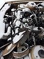 1987 Pontiac Sunbird engine - Flickr - dave 7.jpg