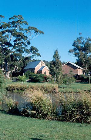 Armadale, Western Australia - Minnawarra Park, Armadale (1991).