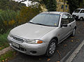 1997 Rover 214 Si - front.jpg