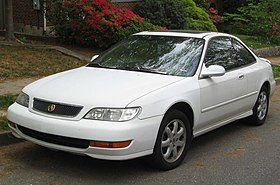 Acura CL Wikipedia - Acura cl 97