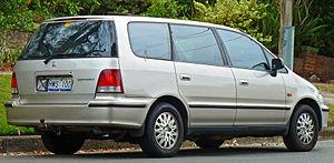 Honda Odyssey (international) - 1998–2000 Honda Odyssey (Australia)