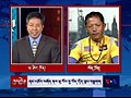 1 August 2013 Rinpo Yak's live interview with Voice of America (VOA) Tibetan Language Service.jpg