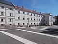 1 Rákóczi Road, courtyard, E, 2020 Sárospatak.jpg