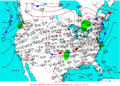 2003-07-12 Surface Weather Map NOAA.png