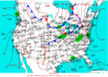 2004-06-14 Surface Weather Map NOAA.png