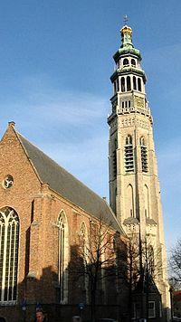 20040103 Middelburg Lange Jan en Nieuwe Kerk.jpg