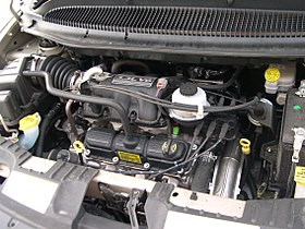 chrysler 3 3 & 3 8 engine wikipedia 2009 chrysler town and country engine diagram 3 8 chrysler engine motor mount diagram #15