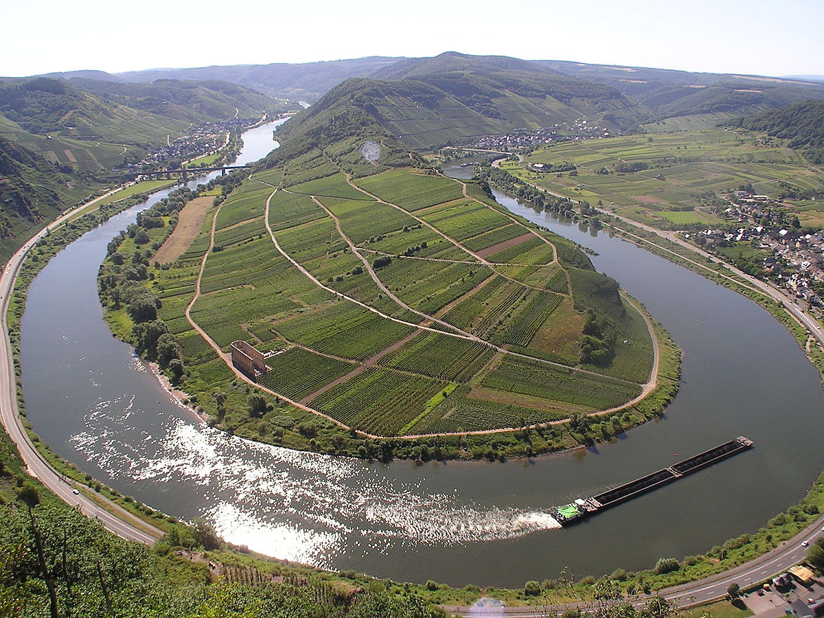 Moselle Valley – Travel guide at Wikivoyage