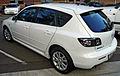 2006-2008 Mazda 3 (BK Series 2) Maxx Sport hatchback 01.jpg
