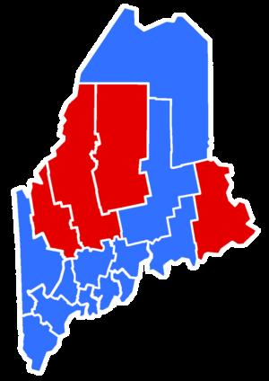 Maine gubernatorial election, 2006 - Image: 2006Maine Gubernatorial