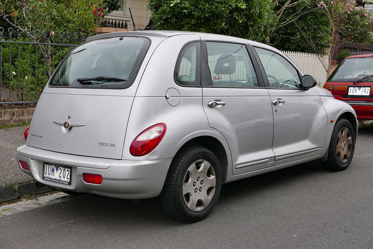 file 2007 chrysler pt cruiser pg my07 classic hatchback. Black Bedroom Furniture Sets. Home Design Ideas