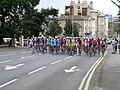 2007 Tour of Britain, Castle Hill, Reading.jpg