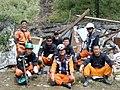 2008년 중앙119구조단 중국 쓰촨성 대지진 국제 출동(四川省 大地震, 사천성 대지진) SV400602.JPG