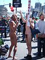 2008 Olympic Torch Relay in SF - Embarcadero 40.JPG