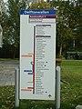 2008 Station Delftsewallen Routebord.JPG