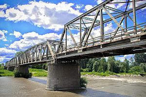 Svilajnac - The Velika Morava Bridge