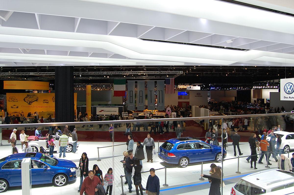 Salon international de l 39 automobile d 39 am rique du nord - Salon de l auto calais ...
