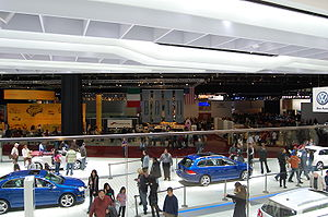 North American International Auto Show - Image: 2009NAIAS
