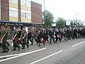 2009 Remembrance Sunday Parade (8) - geograph.org.uk - 1572737.jpg