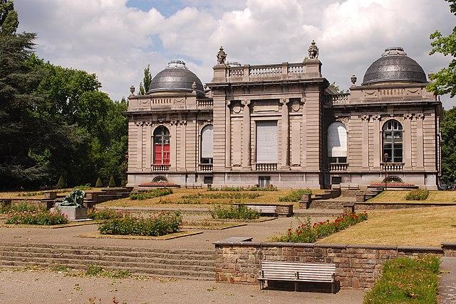 Musée d'art moderne et d'art contemporain de Liège