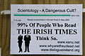 2011 March 19 Protest against Scientology in Dublin, Ireland 06.jpg