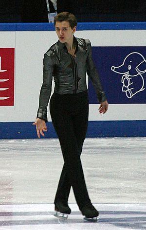 Maxim Kovtun - Kovtun at the 2012–13 JGP Final