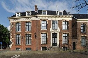 Fryske Akademy - Image: 20120519 Coulonhûs (Fryske Akademy) Leeuwarden NL