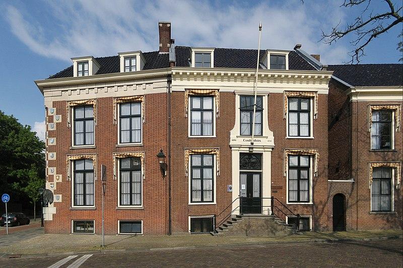 File:20120519 Coulonhûs (Fryske Akademy) Leeuwarden NL.jpg
