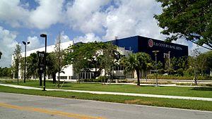 FIU Arena - Image: 2013 0811 FIU Arena