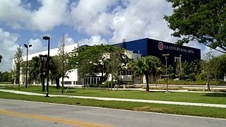 Ocean Bank Convocation Center home to the FIU Panthers basketball and volleyball teams