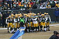 2013 Green Bay Packers Team Huddle vs Pittsburgh.jpg