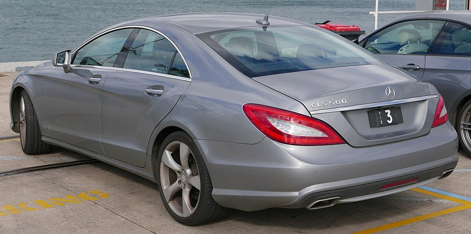 2013 Mercedes-Benz CLS 500 (C 218) BlueEFFICIENCY sedan (2015-08-02) 02