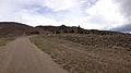 2014-07-28 13 38 42 Occupied buildings near the entrance to Berlin, Nevada at Berlin-Ichthyosaur State Park.JPG