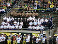2014 Oregon Spring Game Service-members.JPG
