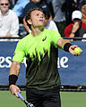 2014 US Open (Tennis) - Qualfying Rounds - Michael Russell (15190180722).jpg