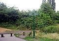 2015London, Woolwich-Plumstead, Shrewsbury Park 09.jpg